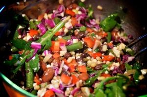 4 Bean Salad