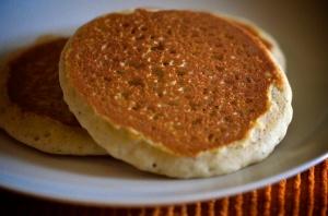 Rice Flours & Buckwheat Pancake