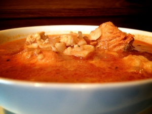 Homemade Fish Soup