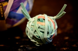 Little Rubber Band Ball